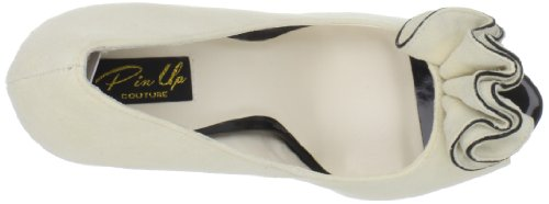 LOLITA-10 - Pleaser USA Shoes Blanc