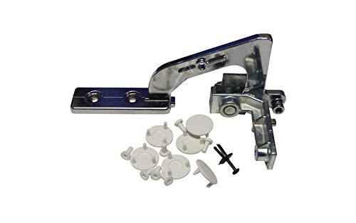 Miele - Deckelscharnier rechts - 5784630 für Waschmaschine