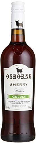 Osborne Sherry Golden,Medium 15 % vol (1 x 750 ml)