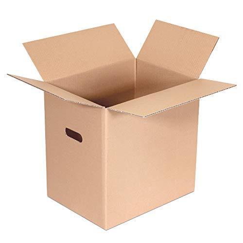 Kartox | Caja Con Asa Mudanza Extrareforzada | 60x40x40