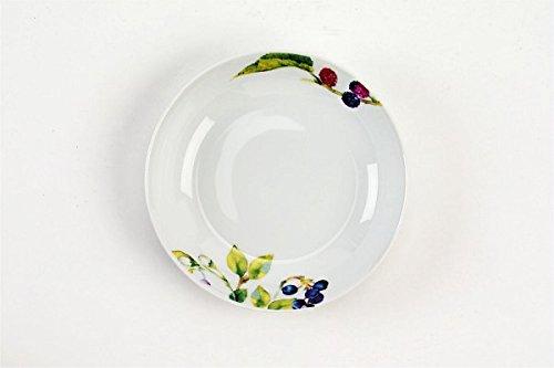 Tognana 19 x 16 cm-Metropol-Assiette à Soupe Motif Dis. 2110