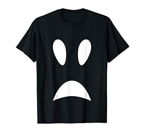 Gespenst Piraten Damen Kostüm - Gespenst Halloween Kostüm Geist Outfit  Horror Geschenk  T-Shirt