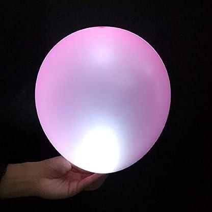 Libershine-LED-Ballons-Lichter-Runde-LED-Ballon-Lichter-Zuhause-fr-Halloween-Weihnachten-Hochzeit-Geburtstag-Party-Dekoration-100-STCKE-Wei