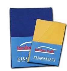 Kirsten Balk Jersey Kissenbezug 40 x 40 cm anthrazit grau