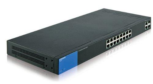 Linksys LGS318-EU - Switch Gigabit 18 Puertos Empresas