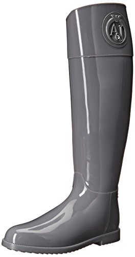 Armani Altas, Stivali donna grigio Size: EU 41