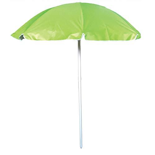 Ombrellone Portatile Da Spiaggia.Ombrellone Da Spiaggia In Poliestere Diam 180cm Ombrellone Mare Portatile Con Custodia Con Tracolla Ombrellone Spiaggia O 1 8m Verde Mod