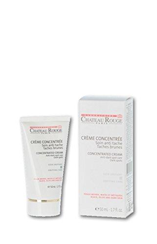 CHATEAU ROUGE Crème Concentrée éclaircissante - Peaux noires et métisses - 50ml