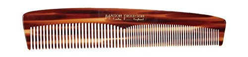 Mason Pearson Professional Hairdressing Salon Styling Grooming Hair Comb C4