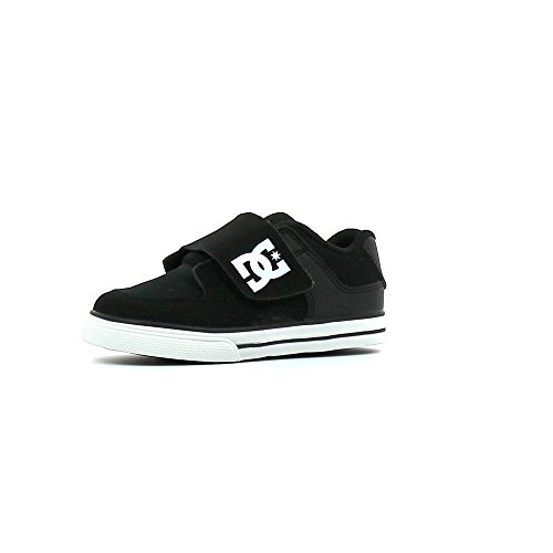 Dc Shoes - DC SHOES TODDLER S PURE V II ADTS300022 BLACK/WHITE