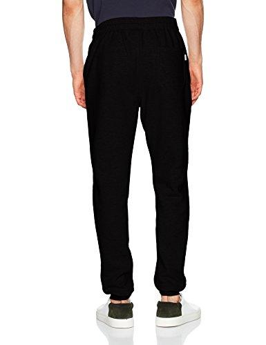 Nicce London Original Logo Jogger, Pantaloni Sportivi Uomo Black