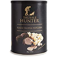 TruffleHunter Palomitas de Trufa Negra 40g - Snacks veganos y sin gluten