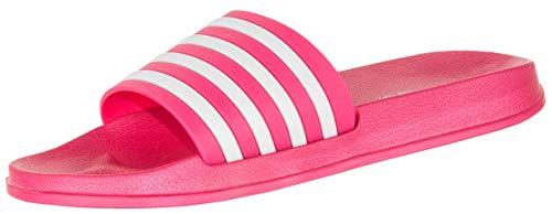 Beppi Badelatschen Mädchen - rutschfeste Badeschlapfen Pink Gr. 29