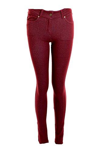 Fantasia Boutique -  Jeans  - Donna rosso vivo