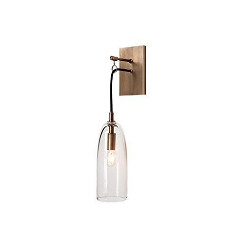 Licht Luxus Kupfer Wandleuchte Post Moderne Kreative Design Wandleuchte Wohnzimmer Schlafzimmer Nachttisch Modell Zimmer Dekoration Wandleuchte -