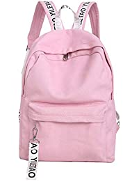 ROKOO Mode Leinwand Rucksack Frauen Kinder Schultasche Rucksack Freizeit Koreanische Damen Rucksack Reisetaschen... preisvergleich bei kinderzimmerdekopreise.eu