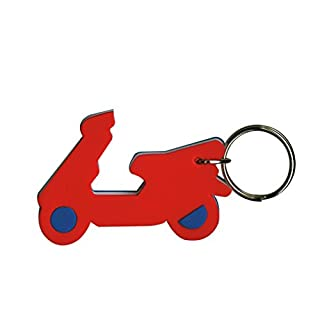 Schlüsselanhänger Roller Neopren