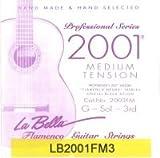 La Bella Flamenco Tirant Moyen Cordes 3