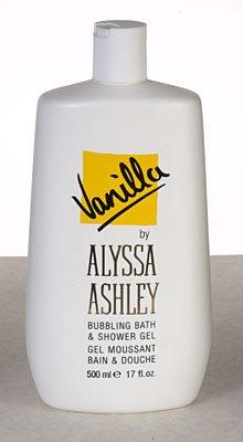 Alyssa Ashley Vanilla Shower Gel 500ml