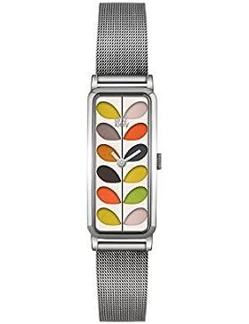 Orla Kiely Damen-Armbanduhr OK4049