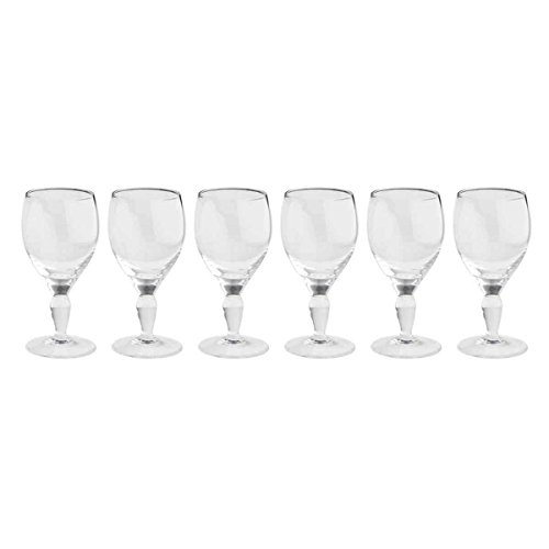 Spring 3492910006 Table Top Irish-Coffee-Glas 6 Stück, Glas, transparent, 3 x 5 x 11 cm