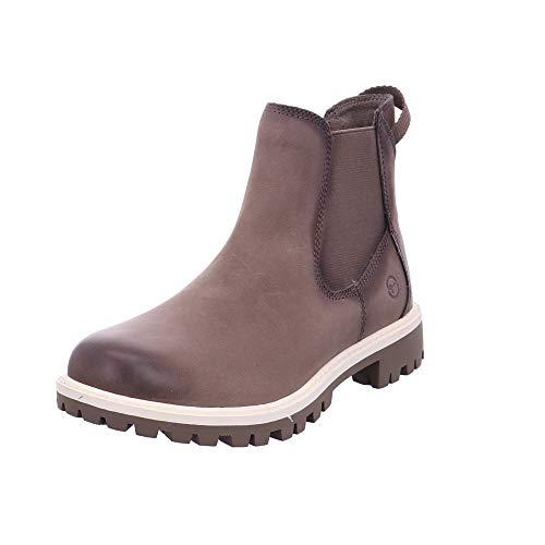 Tamaris Damen 25401-21 Chelsea Boots, Braun (Pepper 324), 37 EU