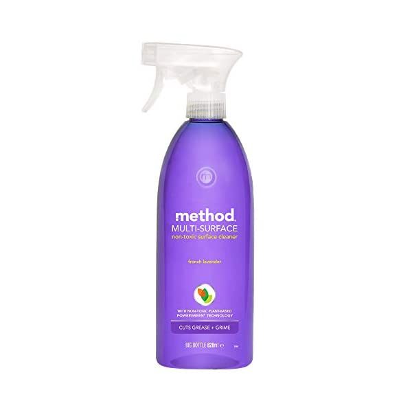 Method All Purpose Surface Cleaner Lavender 828 ml (Pack of 8) 1