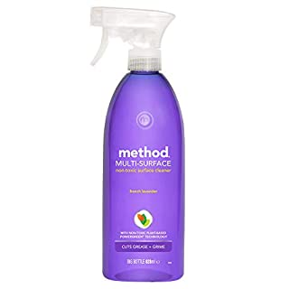 Method All Purpose Surface Cleaner Lavender 828 ml (Pack of 8) (B006OZKZO6) | Amazon Products