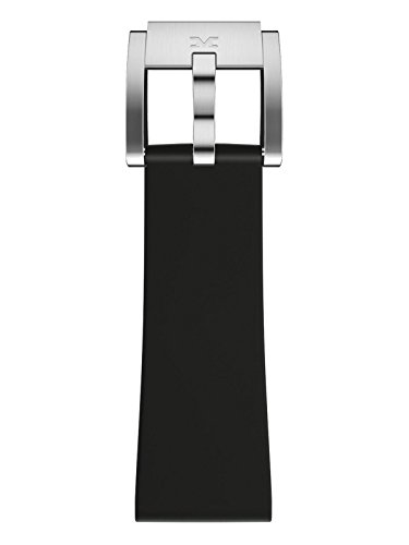TW Steel Marc Coblen Armband Uhrenband Silikon 22 MM schwarz SB_BK_S