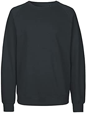 -Neutral- Sweatshirt, 100% Bio-Baumwolle. Fairtrade, Oeko-Tex und Ecolabel zertifiziert