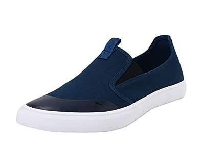 Puma Unisex's Lazy Knit Slip on Idp Sneakers