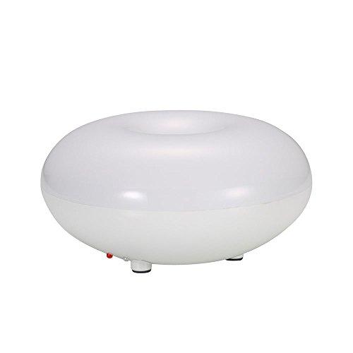 Aroma Diffuser Luftbefeuchter Ultraschall Oil Düfte Humidifier Aromatherapie Ätherischesöl Vernebler LED Lichter Grain Home verstellbarer Nebel Modus Luftreiniger