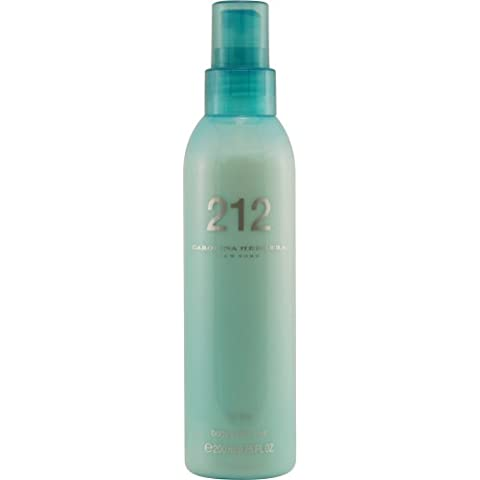 CAROLINA HERRERA - 212 hydrating body lotion 200 ml-unisex