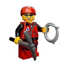 LEGO Minifigur aus Serie 11: Mountain Climber - Bergsteiger
