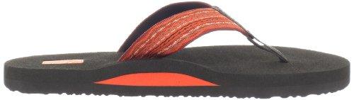 Teva Mush Ii-W, Sandales femme Multicolore (Santori Trib. Orange 886)