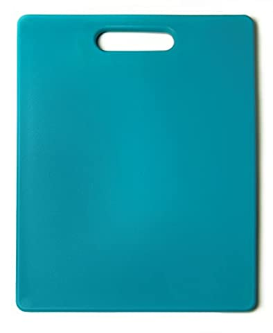Architec The Gripper Cutting Board, 11 by 14-Inch, Turquoise by Architec