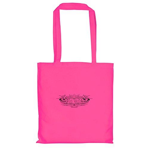 TEXLAB - Wind Waker - Stoffbeutel Pink