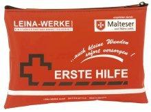 Leina-Werke Erste-Hilfe-Set mobil 185x130mm in Nylontasche rot