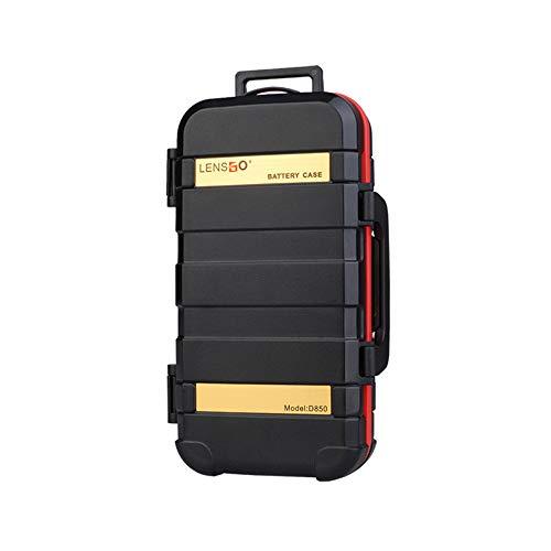 Bulufree LENSGO D850 Caja Tarjeta Memoria Impermeable