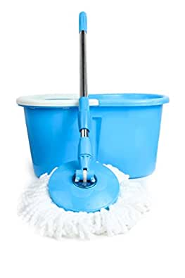PM-Magic MOP with Bucket-Blue