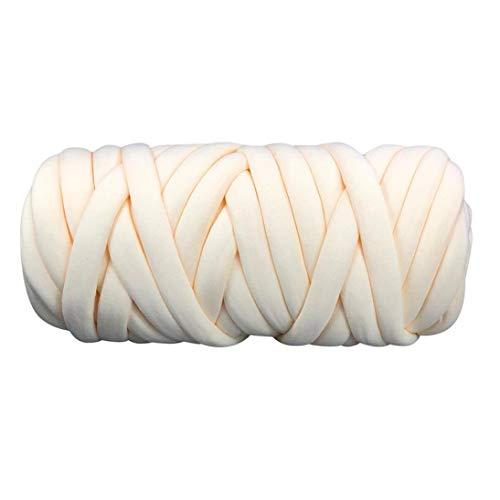 squarex Core Garn Decke Line Super Grob Line Stricken Wolle Roving Häkeln diy- sortiert Farben–Perfekt für Hobbies, Arts & Crafts Nähen, Wollüberzug aus funktioniert Length : 25M (±2M) D (A-line Double-knit)