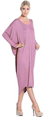 Robe courte sans bretelles pour dames EUR Taille 36-54 Rose