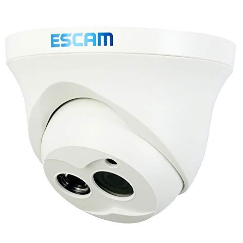 Überwachungskameras IP Kamera H.264 720P Stil Eule, Feste Objektiv mit 70 Grad Weitwinkelobjektiv, 1.0 Megapixel Festbrennweite 3,6 mm, Bewegungserkennung/Masch (Objektiv-stil-kamera)