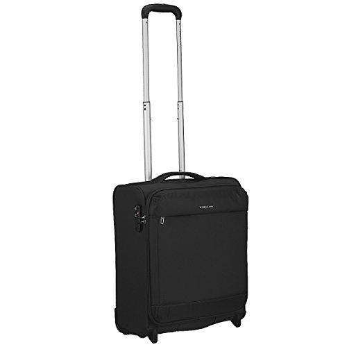 roncato-connection-trolley-cabina-easy-jet-leggerissimo-17-kg-nero