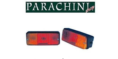 Fanale posteriore per carrello rimorchio barca accessori nautica (modello a)