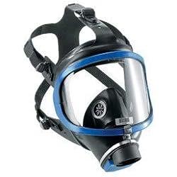 Dräger Masque complet X-plore 6300avec filetage DIN EN 148-1, 1pièce, r55800