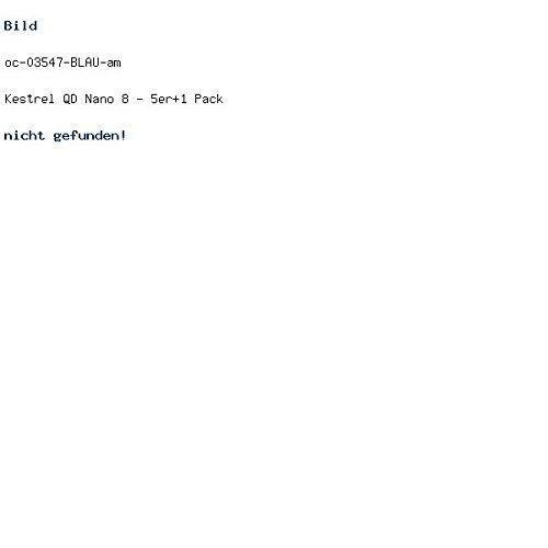 Kestrel Nano 8Express Juego de 5+ 1