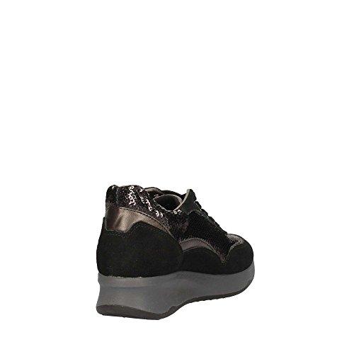 Lumberjack Domino, Sneaker a Collo Basso Donna Black