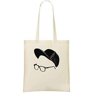 Aeroplane Logo Custom Printed Shopping Grocery Tote Bag 100% Soft Cotton Eco-Friendly & Stylish Handbag For Everyday Use Custom Shoulder Bags