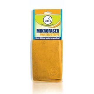 SINEO SPEZIAL-Mikrofasertuch POLSTER / STOFFE, orange